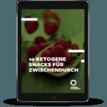 ketogene Ernährung - ketogene Diät