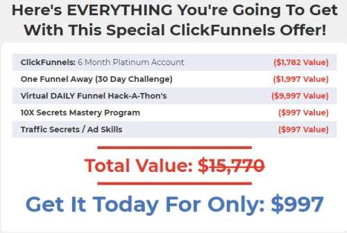 Clickfunnels_ Secrets Masterclass _ Special Offer