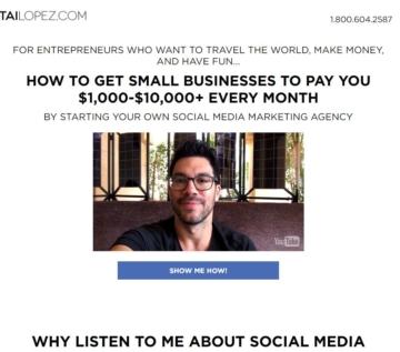 tai lopez social media marketing agency