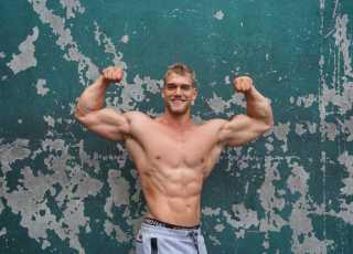 Sciencethetics - Mischa Janiec - Fitness Kurs - Muskeln