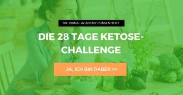 Primal State 28 Tage Ketose Challenge - Ketogene Diät