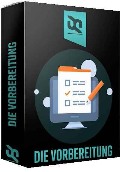 Said Shiripour - 5 Sterne Online Business Ausbildung - Vorbereitung