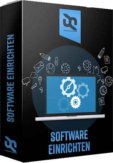 Said Shiripour - 5 Sterne Online Business Ausbildung - Software einrichten