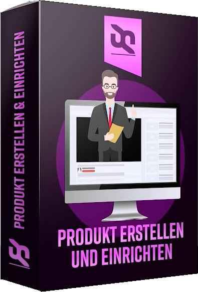 Said Shiripour - 5 Sterne Online Business Ausbildung - Produkt erstellen und einrichten