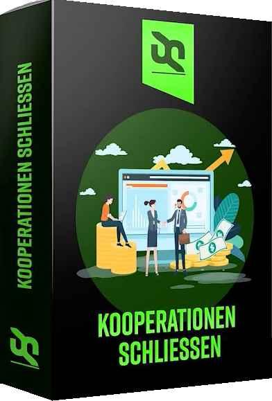 Said Shiripour - 5 Sterne Online Business Ausbildung - Kooperationen schliessen
