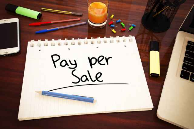 PPS - Pay per Sale