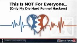 Clickfunnels heartbeat funnel hacker