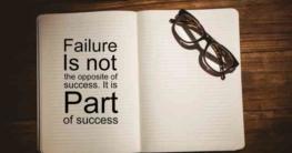 Zitat failure is part of success