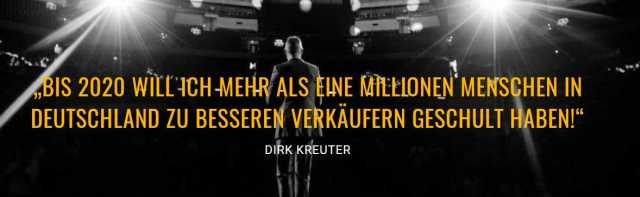 Dirk Kreuter - Zitat