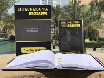 Dirk Kreuter - Online Kurs, Seminare - Das Zielsystem zum Buch Entscheidung Erfolg