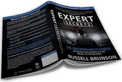 Buch experts secrets Russell Brunson Clickfunnels