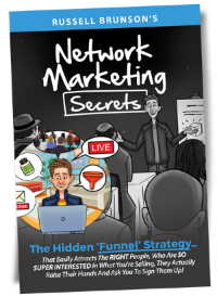 Buch network marketing secrets Russell Brunson Clickfunnels