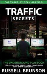 Buch Russell Brunson Clickfunnels traffic secrets