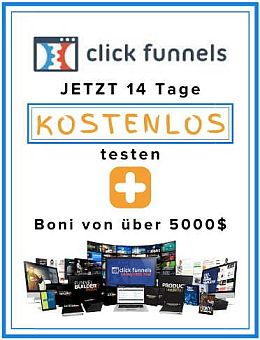 Clickfunnels I love clickfunnels