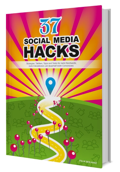 Felix Beilharz 37 social media hacks-ebook