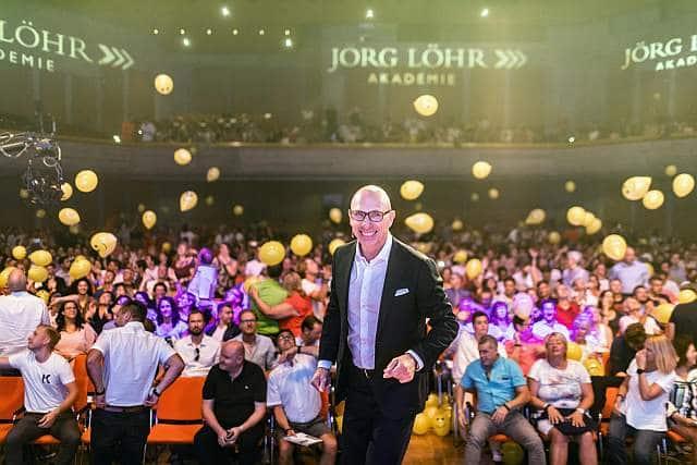 Jörg Löhr Seminar Event