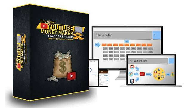 Youtube Money Maker Online Kurs Eric Hüther
