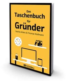 Buch - Das Taschenbuch für Gründer - Thomas Klußmann