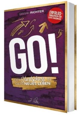 Buch - Go_der startschuss in dein neues Leben - Damien Richter