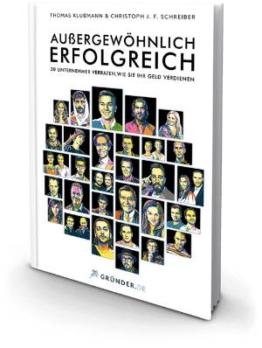 Buch- Gründer.de - Aussergewoehnlich-erfolgreich