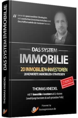 Buch - das system Immobilie - Thomas Knedel