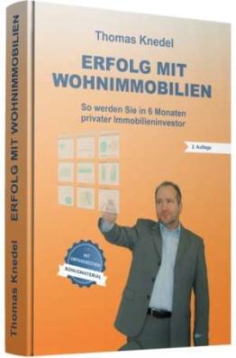 Buch - erfolg-mit-wohnimmobilien - Thomas Knedel