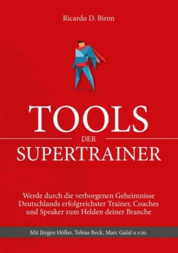 Buch_Ricardo Biron Tools der Supertrainer