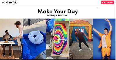 TikTok - Make Your Day