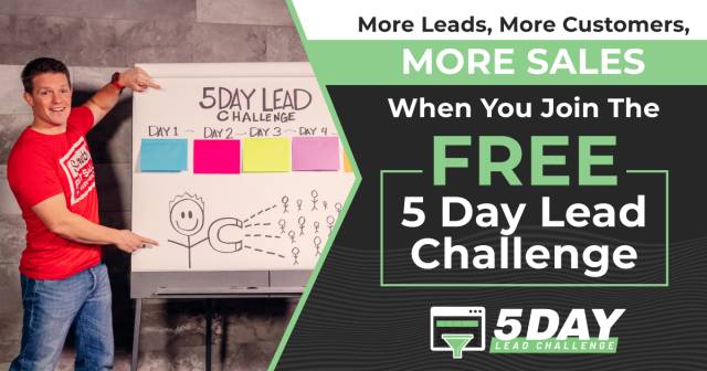 ClickFunnels 5 Day Lead Challenge