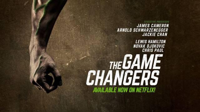 The Game Changers Movie Plakat Mischa Janiec