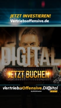Dirk Kreuter Vertriebsoffensive 2021 - Digital